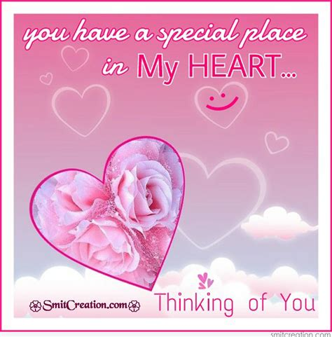 in my heart a you have a special place in my heart thinking of you smitcreation com
