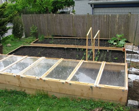 raised bed greenhouse raised beds and greenhouses outside pinterest