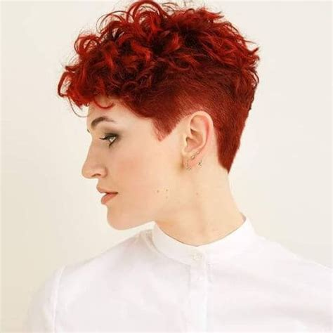 pixie haircut curly hair photos real short pixie cut for curly hair hairs picture gallery