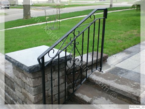 Wrought Iron Handrail Wrought Iron Railing Railing 10 Jpg