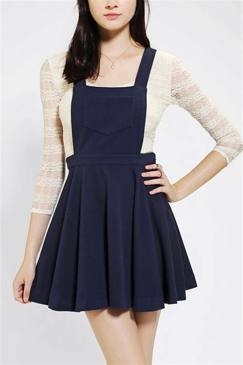 Overall Skirt By Jlty Fashion cooperative circle skirt overall fashion favorites