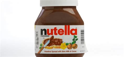 design nutella label nutella hired an algorithm to design new jars and it