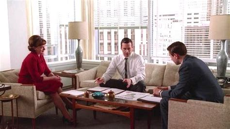 don draper s office gets mid century modern design ideas inspired by quot mad quot