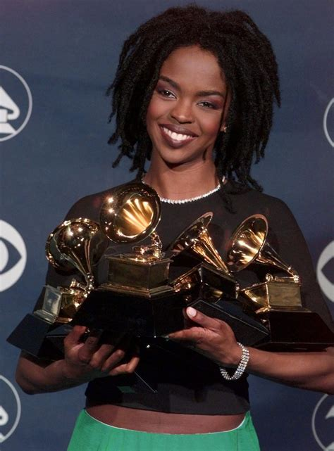 lauryn hill with locs 14 celebrities who have gracefully rocked locs photos