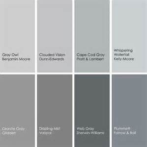 gray paint swatches 1 gray owl 2137 60 benjamin moore 2 clouded vision de6380 dunn edwards 3 cape cod gray 28