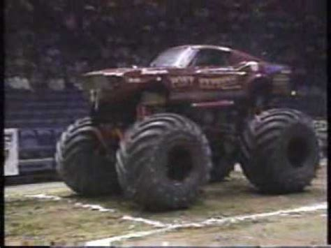 monster truck show maryland 1991 ushra monster trucks landover md show 1 part 1
