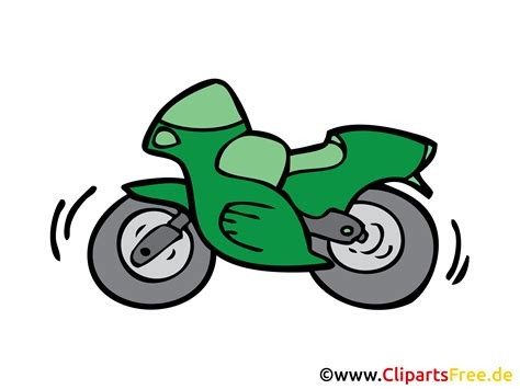 Motorrad Comics Bilder Kostenlos by Motorrad Bike Bild Clipart Illustration Grafik