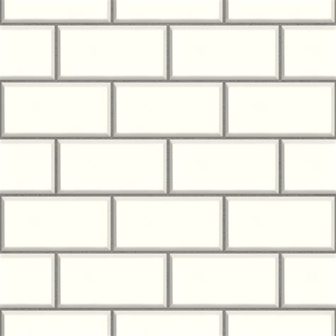 Teal Wall Stickers subway tile white wallsorts