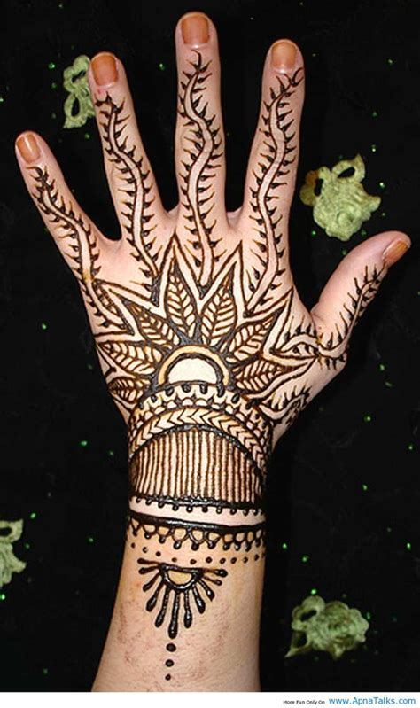 henna tattoo designs easy hand henna designs for arabic for easy step by step