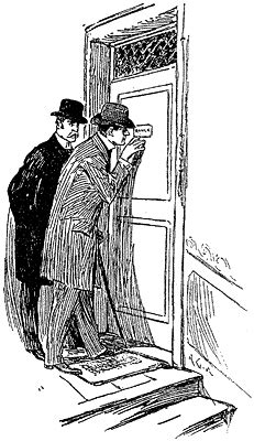 A Study in Scarlet – Part I – Chapter 4: What John Rance