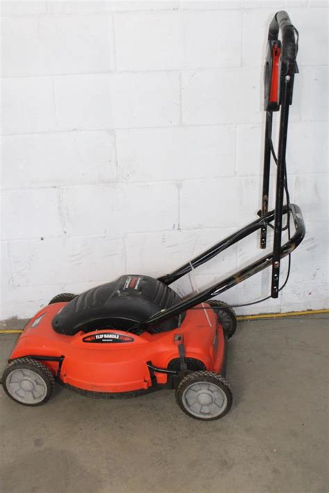 black decker mower black and decker lawn hog electric lawn mower property room