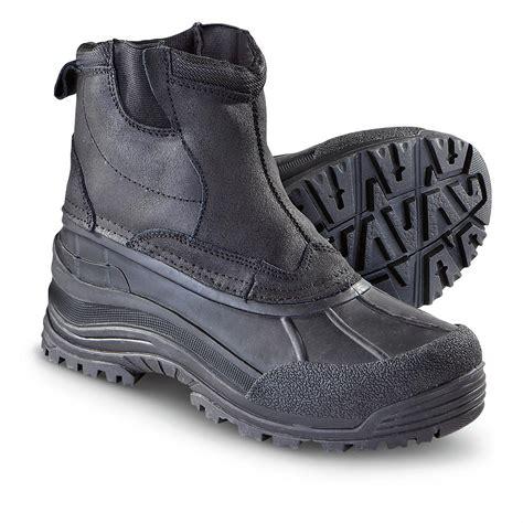 s northside 174 montana 200 gram pac boots black