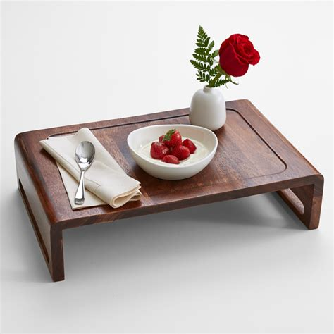 Breakfast in Bed Tray Table   So That's Cool