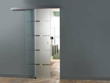 Porte Coulissante En Verre 73 Cm #1: porte-en-verre-coulissante-deco-design-sur-mur-gris-.jpg