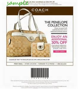 coach coupons december 2014