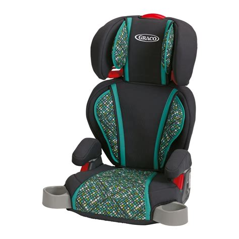 graco booster seat graco highback turbobooster car seat mosaic