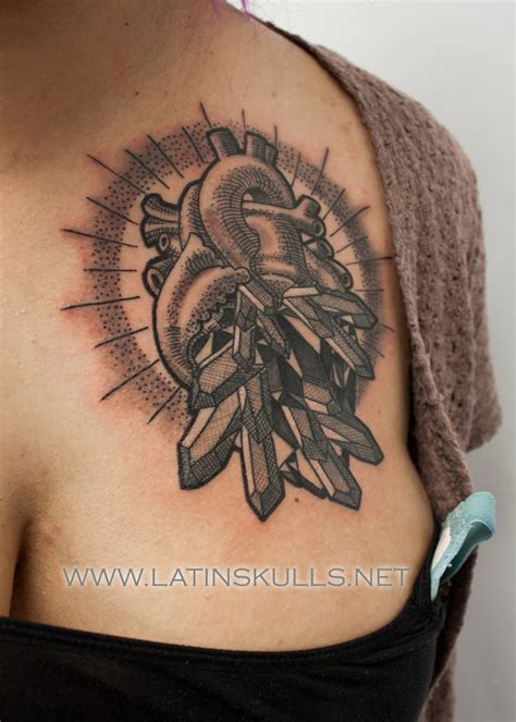 latin skulls tattoo hear done at skulls yelp