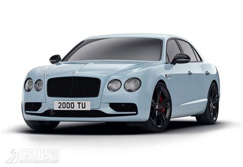 Bentley Flying Spur V8 S Black Edition Arrives To Add