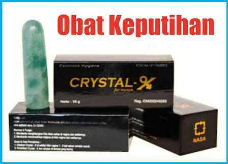 Cristal X Original Obat Nyeri Haid x nasa obat keputihan pada wanita