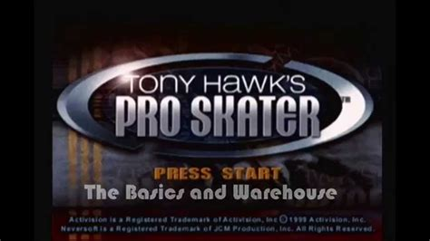 tasvideos tutorial tony hawk s pro skater any speedrun video tutorial
