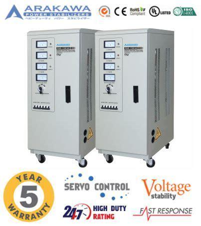 Murah Stabilizer Oki 15 Kva 3 Phase jual stabilizer 15 kva automatic pds servo type 3 phase series