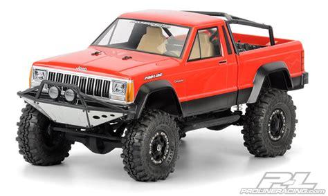 Proline Jeep The Scaler Store Proline Jeep Comanche For Cage