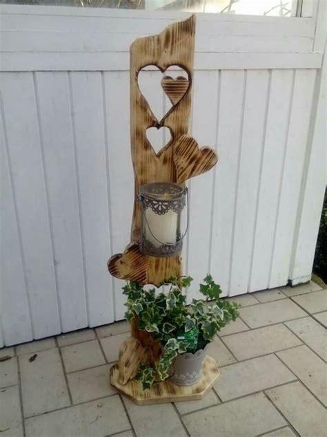 Gartendeko Aus Holz by Gartendeko Aus Holz Und Metall Rheumri