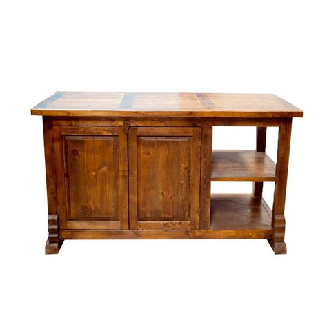 Purchase Kitchen Island by Purchase Rustic Kitchen Island With Double Doors And
