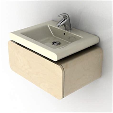 Kitchen Wash Basin Models 3d Quot Ideal Standard Moments Artk2193 Bathroom Quot Sanitary