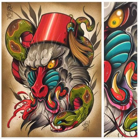 david tevenal tattoo artist