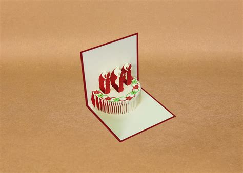 pop up birthday cards for birthday pop up card a simple birthday card pop up cards