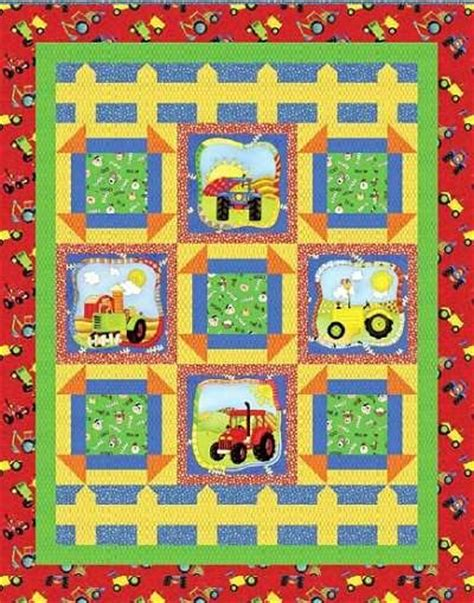 Animal Patchwork Quilt Patterns - 35 best images about farm animal baby quilt on