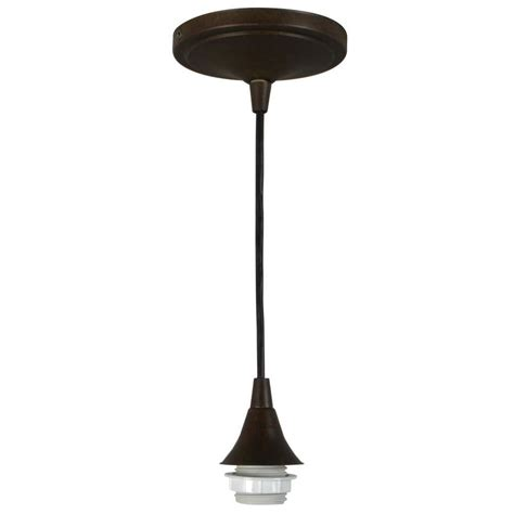 Lowes Portfolio Pendant Light Shop Portfolio Bronze Mix And Match Mini Pendant Light At Lowes