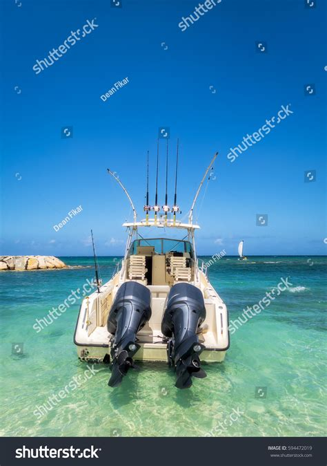 deep sea fishing boat cost fully equipped deep sea fishing boat stock photo 594472019