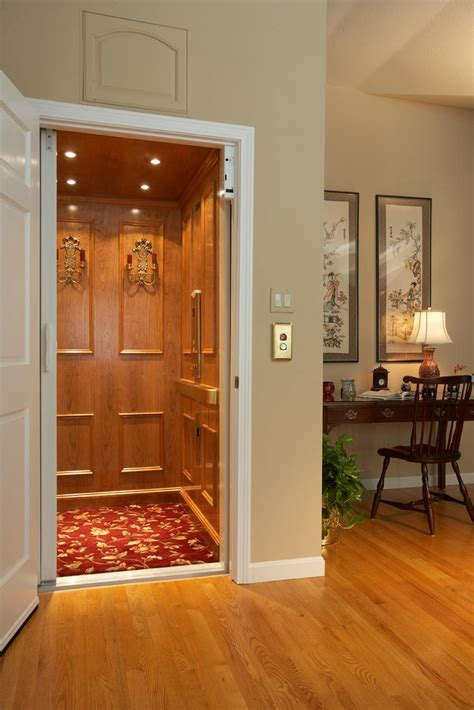 Homes With Elevators by Interstate Elevator Corp Home Elevators