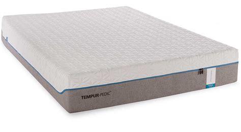 tempurpedic futon mattresses tempur tempur cloud 19 king size mattress