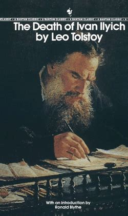 the death of ivan sunday s read the death of ivan ilyich leo tolstoy miscellaneous readings