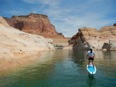 boat rentals on lake powell page az buy local shop profile lake powell paddleboards page az