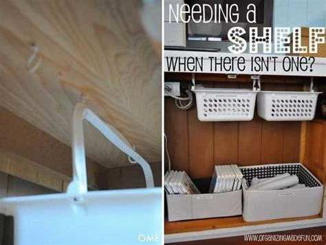 cup hook hack 45 useful storage tips that will help organize everything
