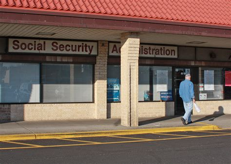 Social Security Office by Social Security Administration Office