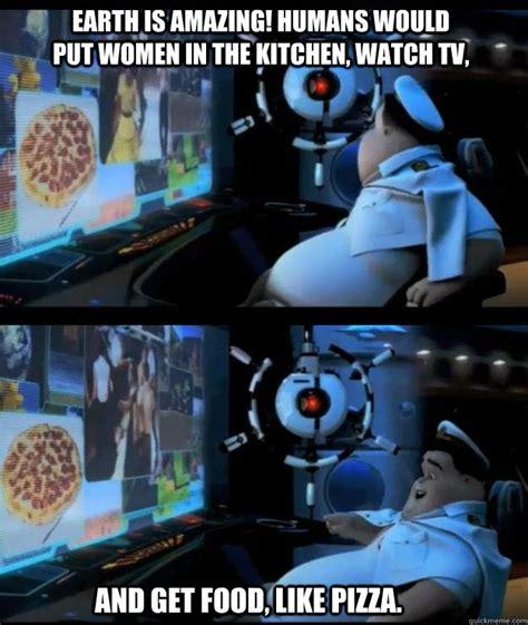 Meme E - wall e captain memes quickmeme