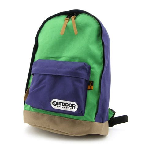 outdoor back packs green label relaxing x outdoor products collection hypebeast