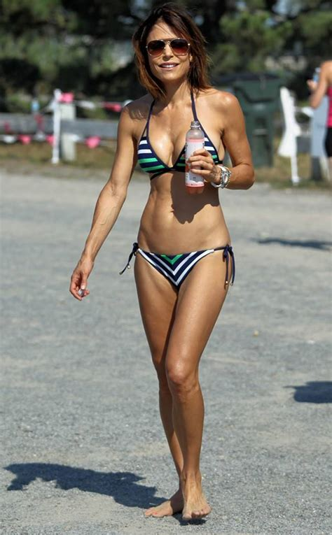 celebrity bethenny frankel bethenny frankel from hottest celeb bikini bods over 40