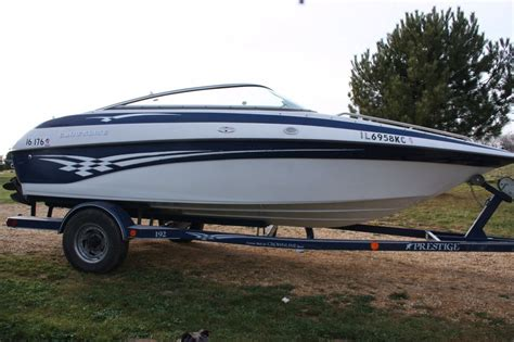 crownline boat with outboard crownline crownline boat for sale from usa