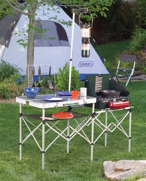Ozark Trail C Kitchen by Portable Table Kitchen Cing Cooking C Folding
