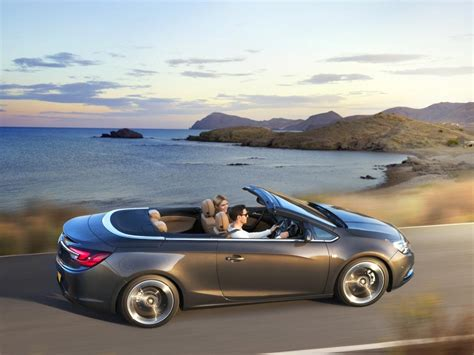 vauxhall buick new opel cascada athletic glamorous midsize convertible