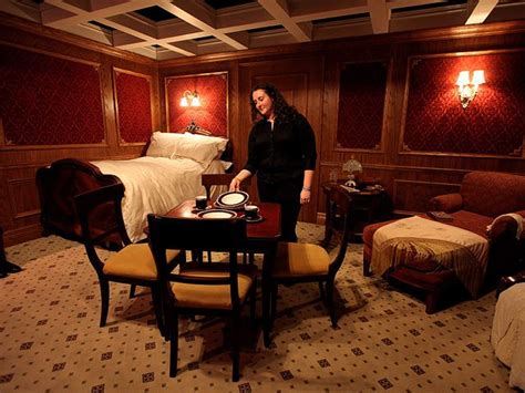 1st Class Cabin On Titanic by Copy Of A Class Cabin Titanic