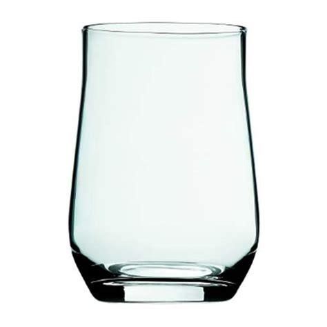 bicchieri guzzini guzzini set 6 bicchieri acqua in vetro my table bicchieri