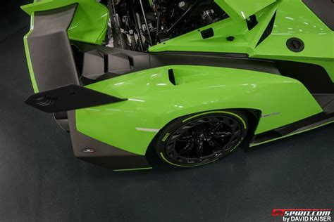 The Last Lamborghini Meet The Last Lamborghini Veneno Roadster Chassis 9 In
