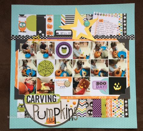scrapbook layout craft top tips for creating multi photo scrapbook layouts